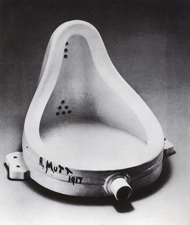fontain marc duchamp